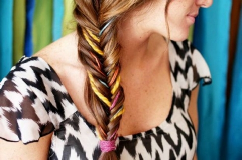 Unique hairdos for a fashionable appearance