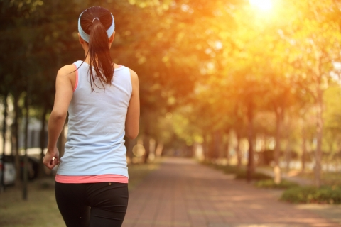 Why Running Outdoors is Better than a Treadmill Picture