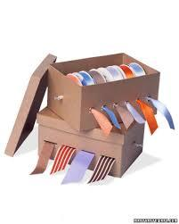 Great ways to organise your ribbon collection