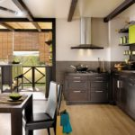 How to make your kitchen look natural and warm